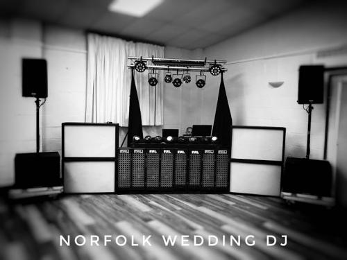 Family Party at Surfleet Village Hall, Lincolnshire 2.6.18 - Norfolk Wedding DJ www.norfolkweddingdj.co.uk